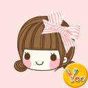 YOO主题-蝴蝶结の女孩