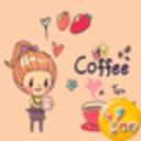 YOO主題-KAWAII甜點小女生