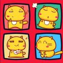 E主题:小猫咪酷表情