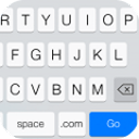 iOS 7键盘