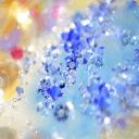 绚丽水晶-桌面壁纸