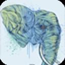 宝软3D主题-卡通大象