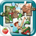 拼图游戏:杰克与豌豆
