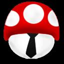 小米主题-蘑菇人