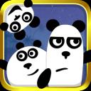 三只熊猫的逃脱日记