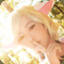 寶軟3D主題-粉紅貓女