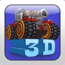 3D坦克大战 3D Tank Go