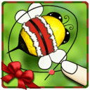 蜜蜂圈圈圣诞版