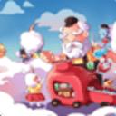 宝软3D主题-天空棉花糖
