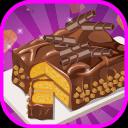 蛋糕烹饪游戏