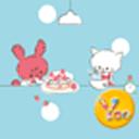 YOO主题-花菜小兔
