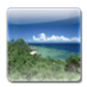 海岛风光动态壁纸-桌面主题&壁纸图片&微博分享