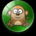 悲愉的小猴