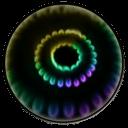 GO主题—绚烂火焰