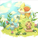 LWP Pokemon XY Starter