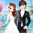 夢幻婚禮新娘裝扮