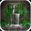 GO主题-3D瀑布