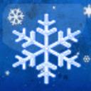浪漫飘雪动态壁纸 個人化 App LOGO-硬是要APP