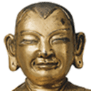 国家博物馆之鎏金铜千手观音菩萨立像
