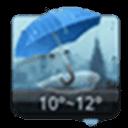 点心天气时钟pro(手机主题桌面天气时钟软件app)