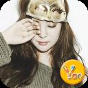 YOO主题-面具女孩