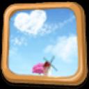 宝软3D主题-爱的天空