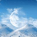 寶軟3D主題-雪山腳下