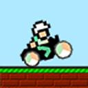 飞跃的自行车
