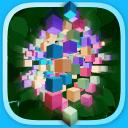 方块元素游戏以及拼图游戏