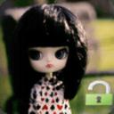 芭比小萝莉动态锁屏