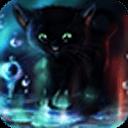 宝软3D主题-插画风格猫咪玩水