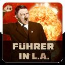 希特勒在洛杉矶