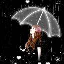夜雨-3D桌面主題