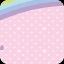 寶軟3D主題-粉色開心熊