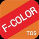 悬浮颜色代码探测器