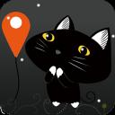 黑猫-精准定位