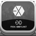 EXO-图图锁屏