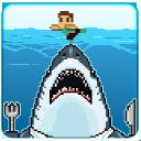 惊险水族箱 一个大鱼吃小鱼的游戏