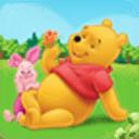 精选维尼熊主题动态壁纸