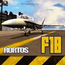 F18模拟起降