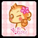 YOO主题-甜蜜悠嘻猴