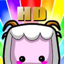 小羊爱彩虹