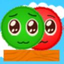 红球与绿球通关攻略