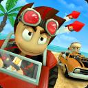 沙滩赛车竞速 道具修改版