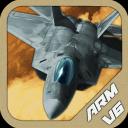 沙漠飓风:F22战斗机
