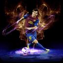 足球王子梅西-宝软3D主题