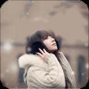 雪中女孩-宝软3D主题