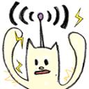 電波回復でサクサク電波リセット。電池長持ちさくさくぱんだ