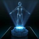 全息投影机模拟器