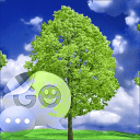 GO SMS PRO Theme Tree 短信临主题树